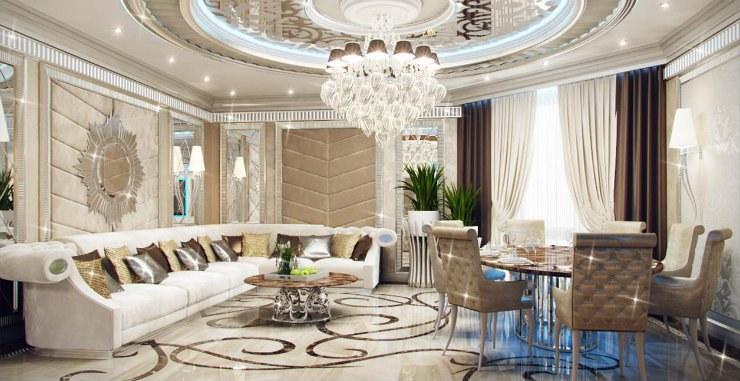 Phong cách thiết kế nội thất chung cư WEDO