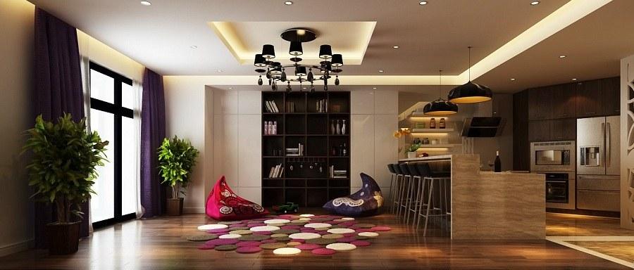 các yếu tố khi thiết kế nội thất căn hộ
