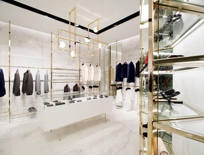 Chi phí thiết kế shop dựa trên phong cách, mặt hàng và vị trí xây dựng
