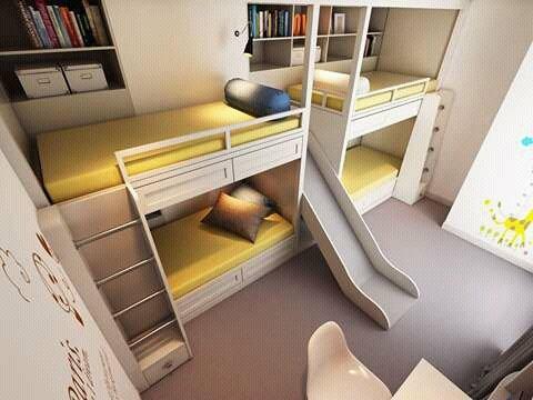 Tiện ích khi thiết kế nội thất căn hộ