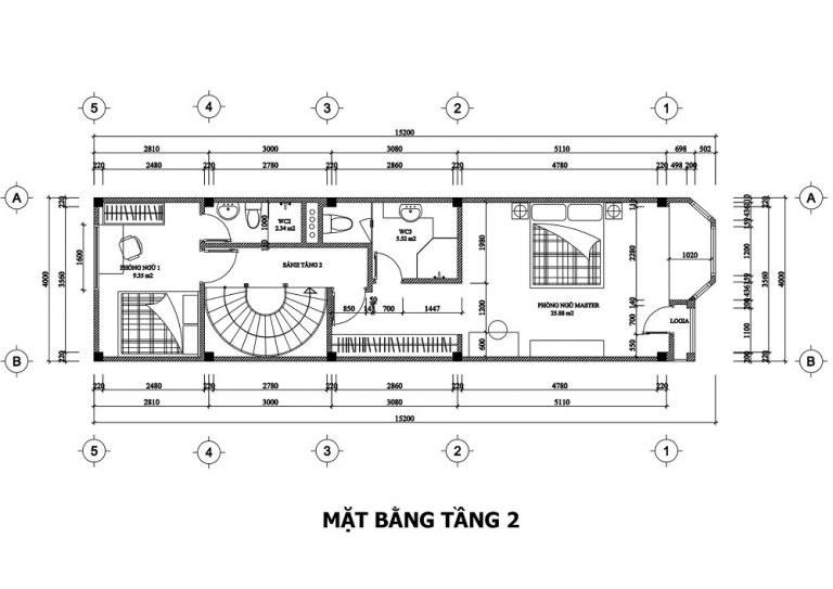 mat-bang-tang-2-mau-nha-ong-3-tang-tan-co-dien