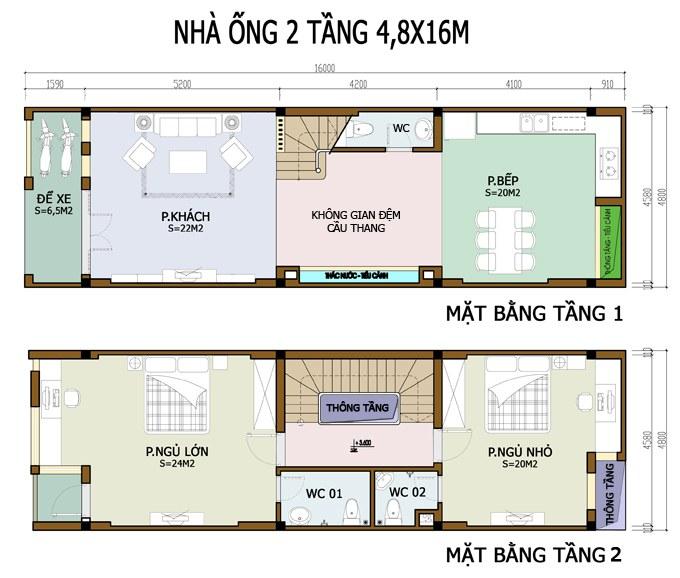 mat-bang-mau-nha-ong-2-tang-400-trieu