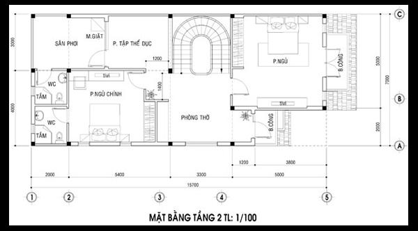 mat-bang-tang-2-ban-ve-nha-2-tang-mai-thai