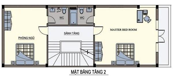 ban-ve-tang-2-mau-nha-3-tang-hien-dai