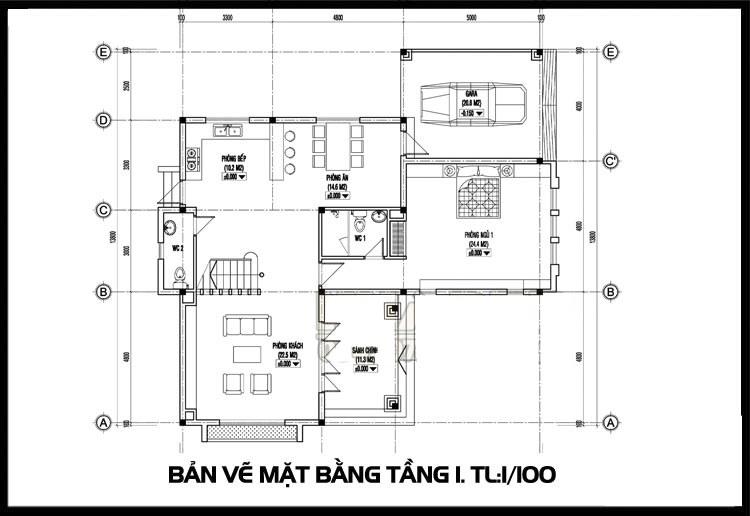 mat-bang-tang-1-mau-nha-biet-thu-2-tang-nong-thon