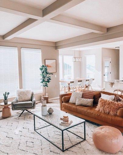 Thiết kế nội thất phòng khách mang phong cách Bắc Âu
