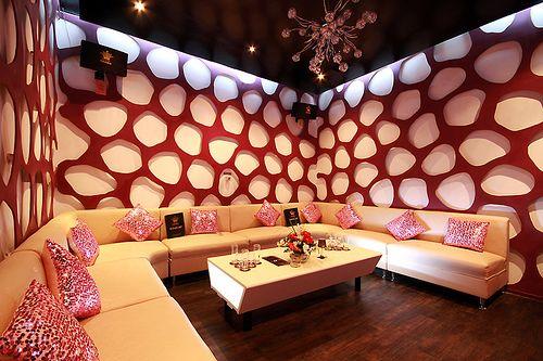 Thiết kế phòng karaoke phong cách gia đình hiện đại sang trọng và ấm cúng