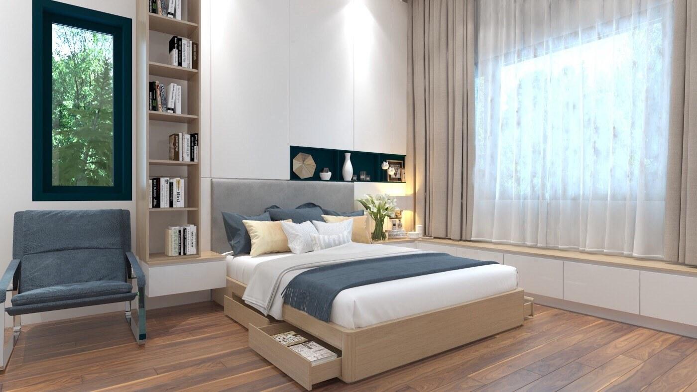 40 mẫu thiết kế phòng ngủ cho bé cực kỳ đáng yêu và sang chảnh