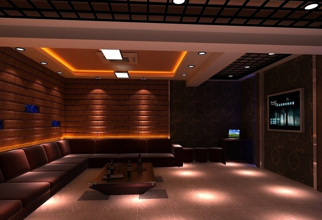 Thi công nội thất karaoke