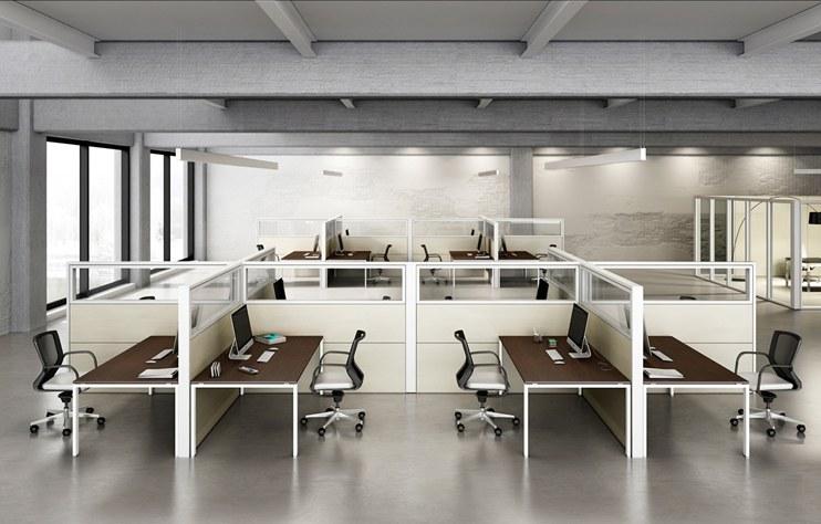 Thi công nội thất văn phòng hiện đại