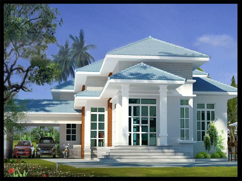 Wedo là đơn vị kiến tạo nhiều công trình biệt thự 1 tầng đẹp cho khách hàng