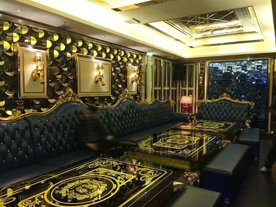 Thiết kế phòng karaoke phong cách tân cổ điển