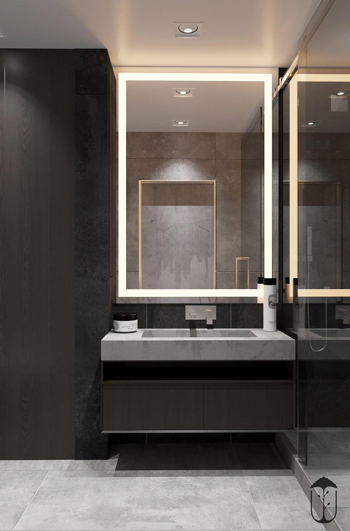 Nhà vệ sinh độc đáo nhưng đơn giản