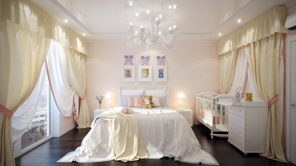 Nội thất phòng ngủ cho bé năng động