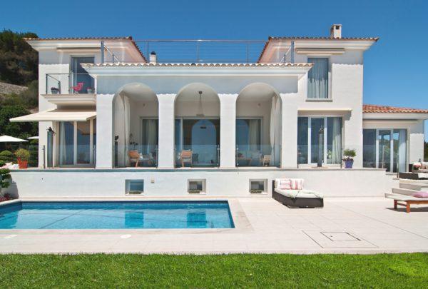 Thiết kế nội thất biệt thự phong cách Tây Ban Nha