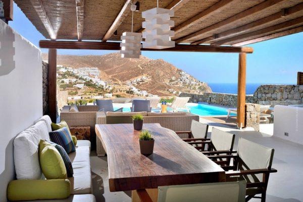 Thiết kế nội thất biệt thự phong cách Địa Trung Hải