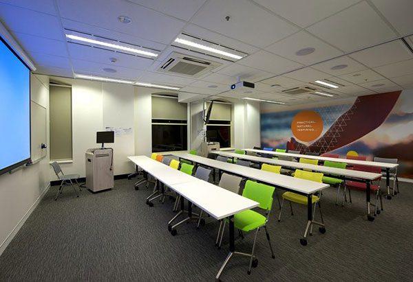 Thiết kế văn phòng lĩnh vực giáo dục