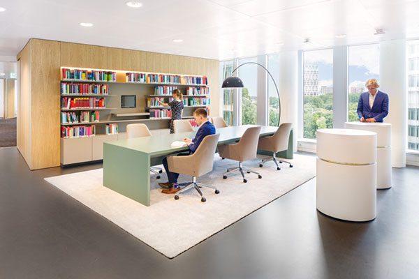 Thiết kế văn phòng xuất bản sách