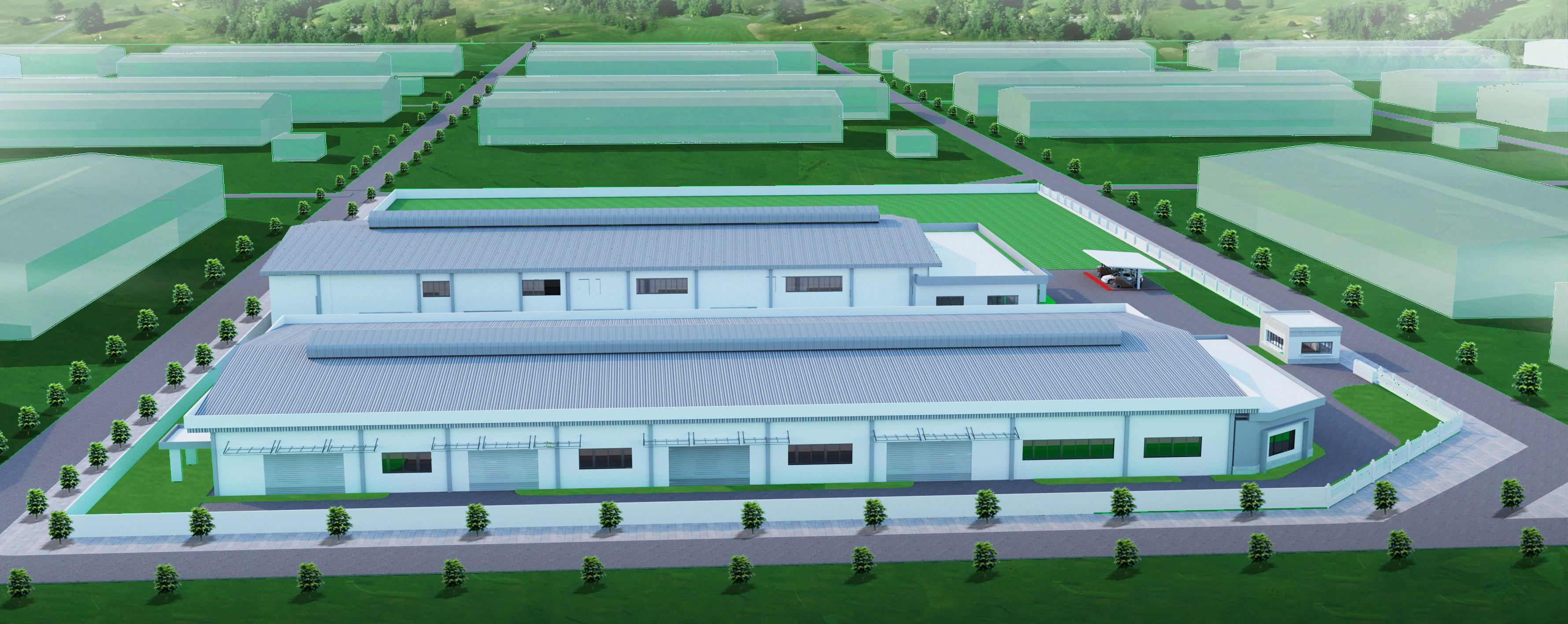 Tư vấn thiết kế nhà máy EPE giai đoạn II, Thủy Nguyên - Hải Phòng
