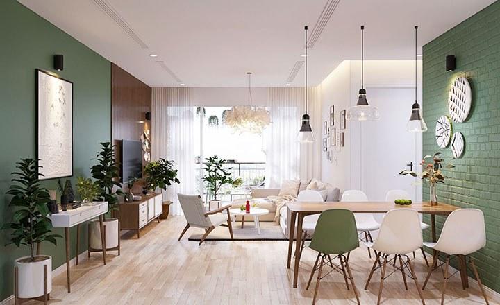 Nguyên lý thiết kế nội thất với những yếu tố cơ bản