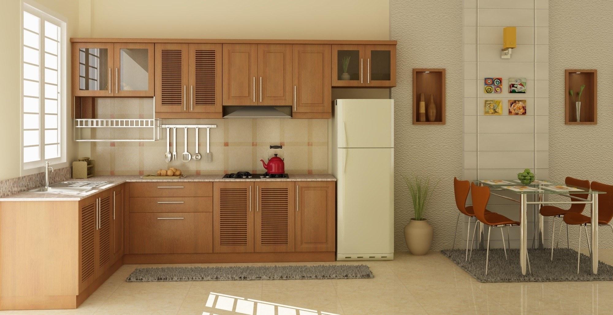 Vị trí đặt bếp phải được lựa chọn kỹ càng, chọn vị trí hợp lý cho hướng bếp tuổi tân dậu