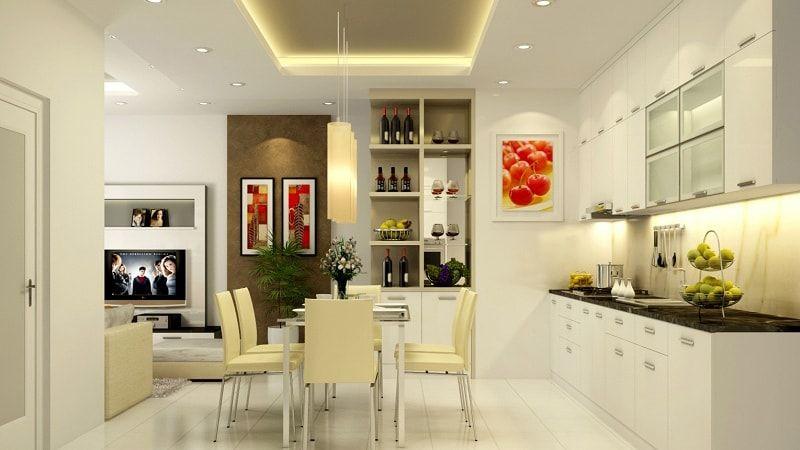 Mẫu nội thất bếp đẹp
