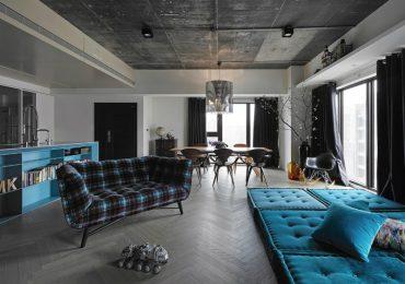 Phong cách thiết kế nội thất avant garde