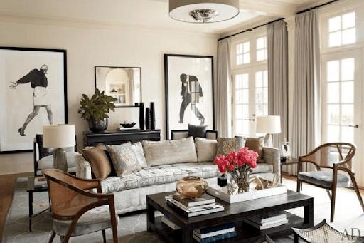 Phong cách thiết kế nội thất vingate