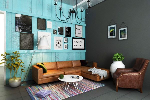 Phong cách thiết kế nội thất vintage với những mẫu decor cũ