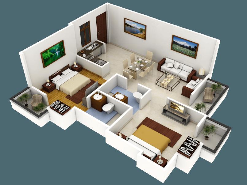 Quy trình thiết kế nội thất đem đến mặt bằng triển khai khoa học