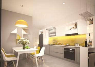 Bí quyết thiết kế nội thất phòng bếp hiện đại
