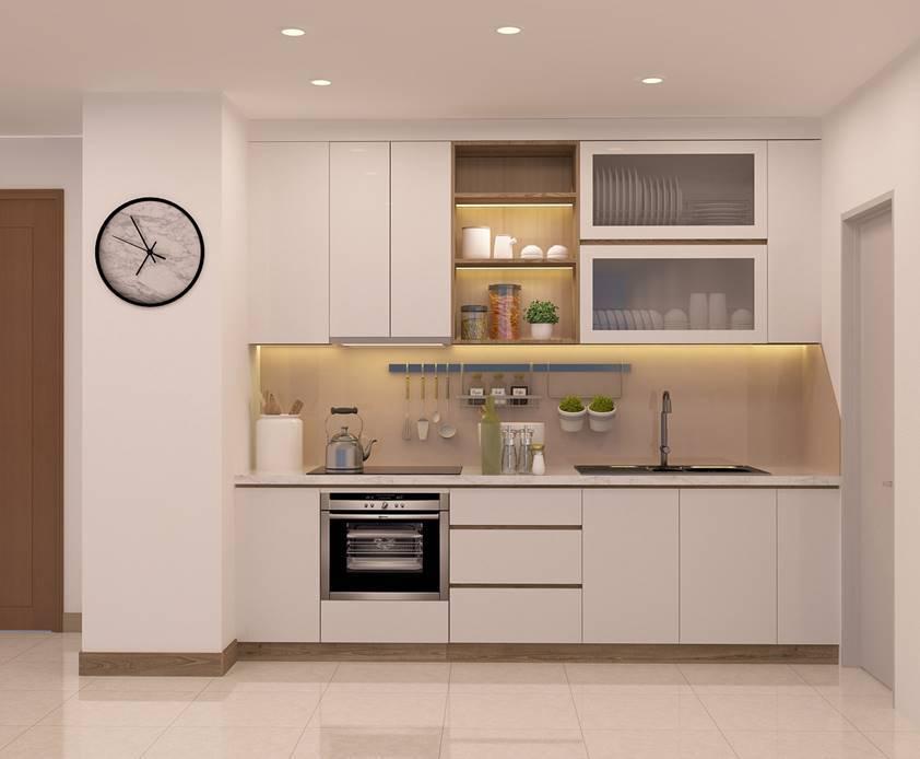 Cách bố trí nhà bếp khoa học