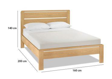 Kích thước giường ngủ theo phong thủy