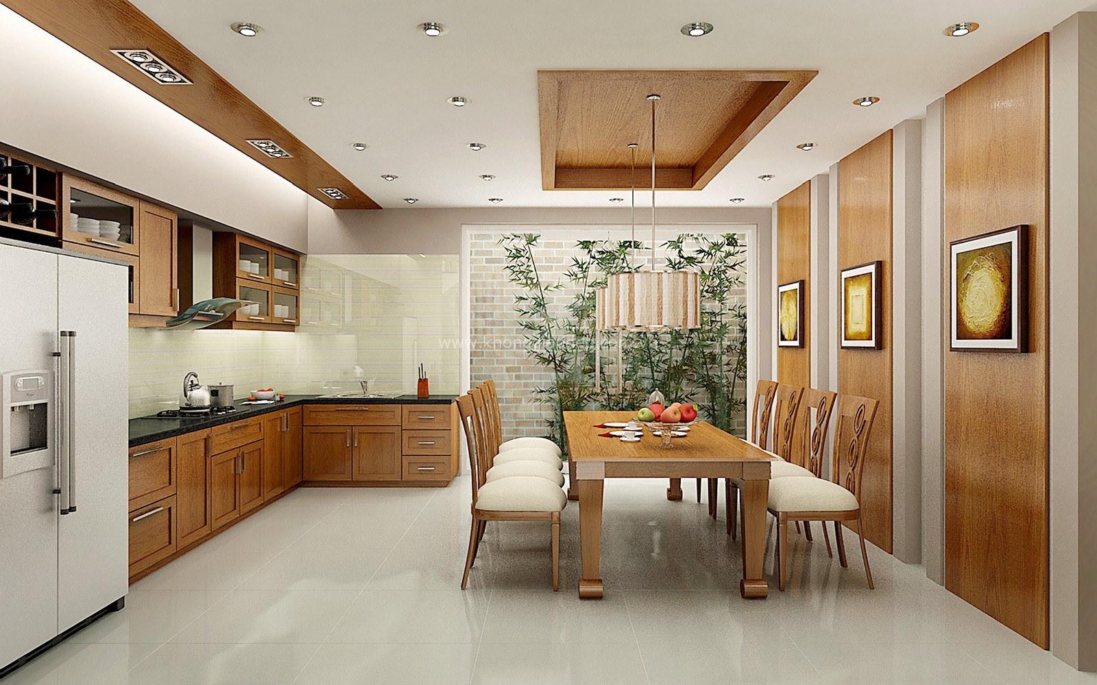 Top 15 mẫu nhà bếp đẹp đơn giản, tối ưu hóa không gian