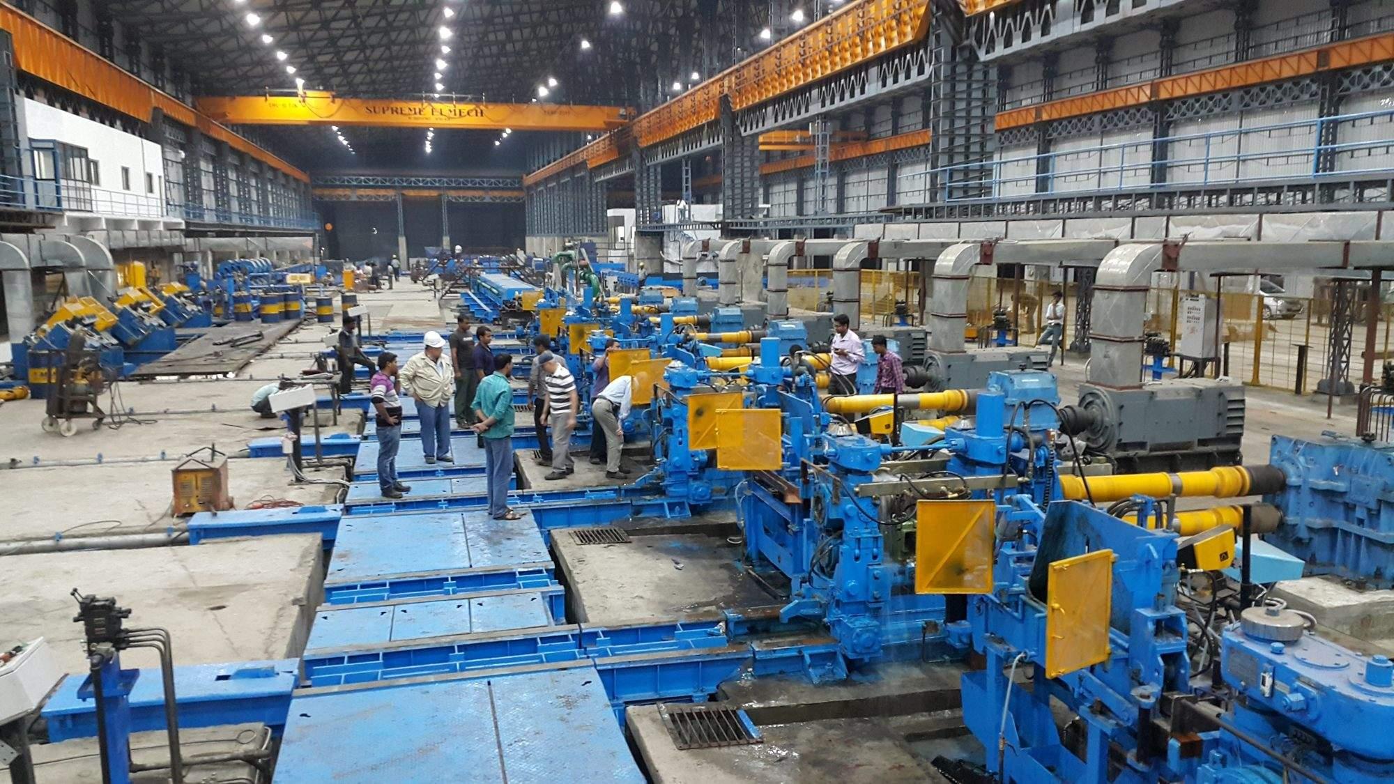 quy trình thi công nhà xưởng