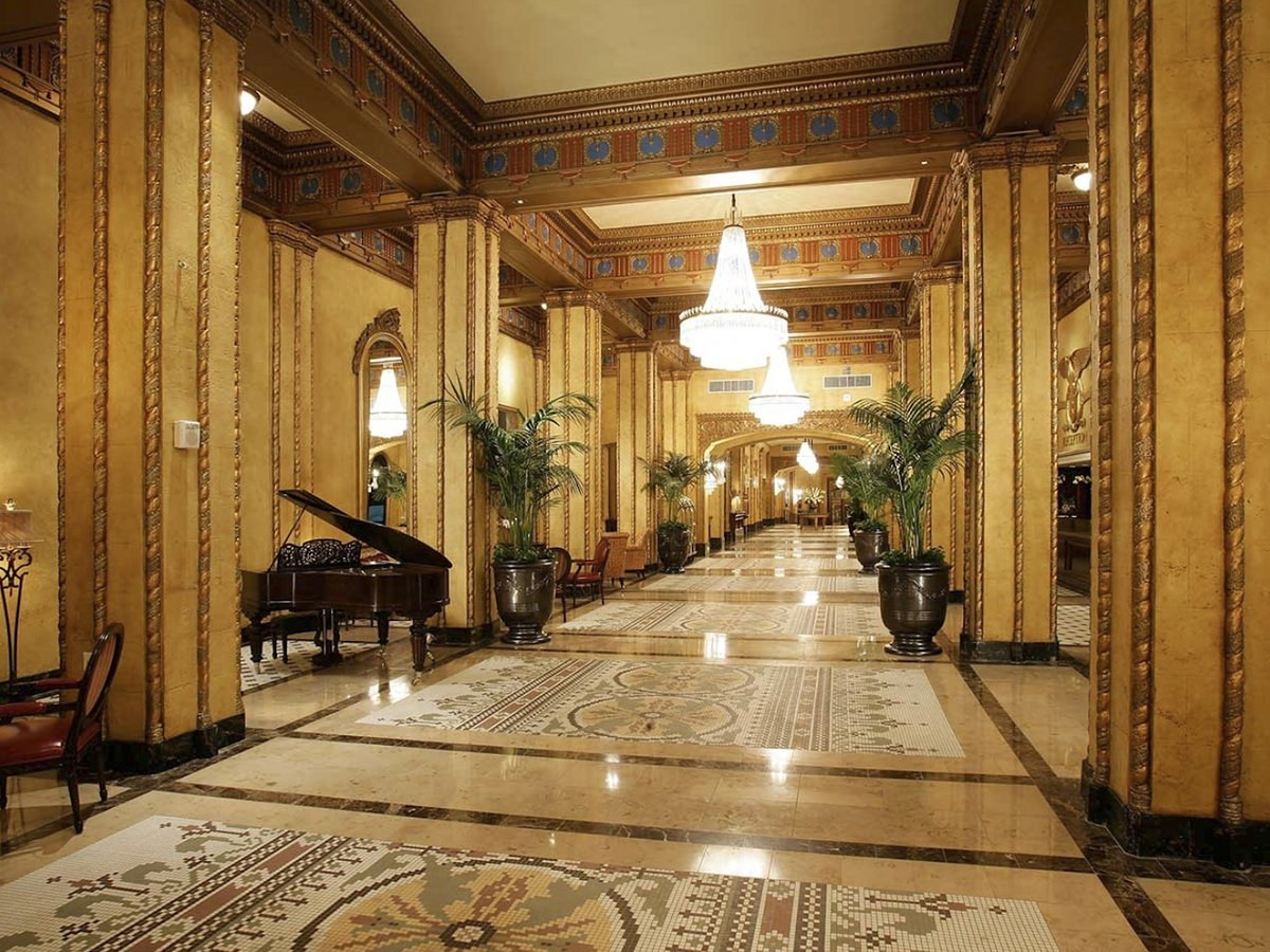 Khách sạn Roosevelt tại New Orleans