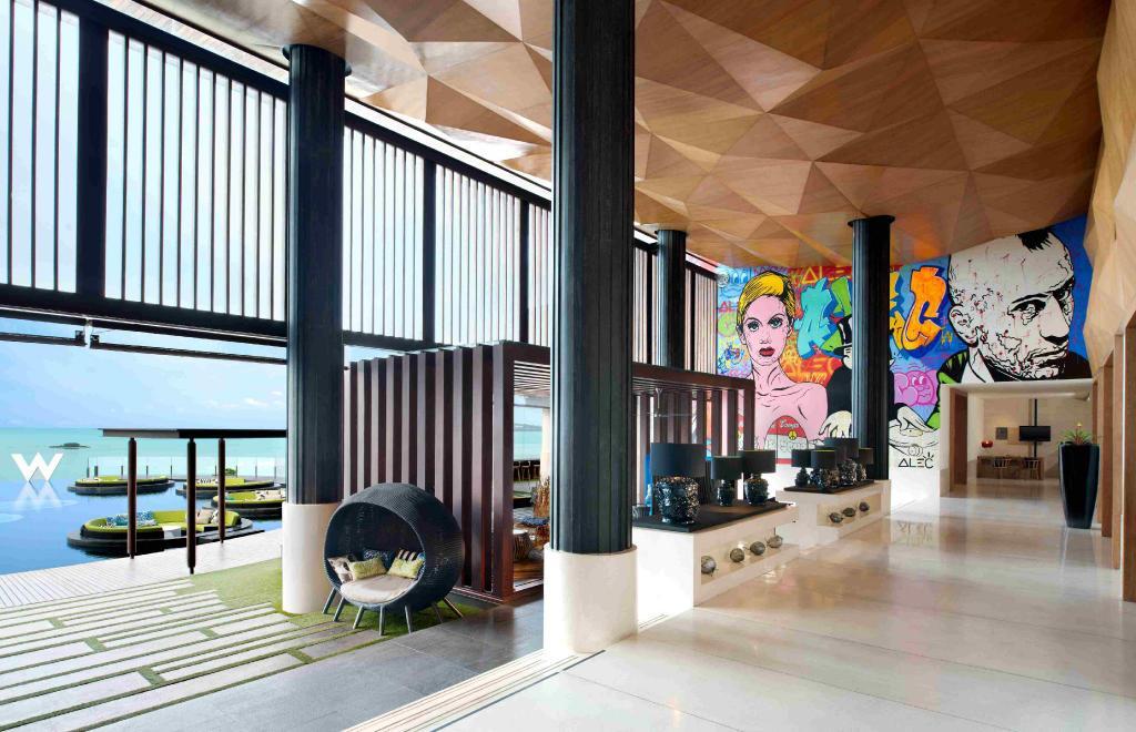 Khách sạn W Retreat Koh Samui
