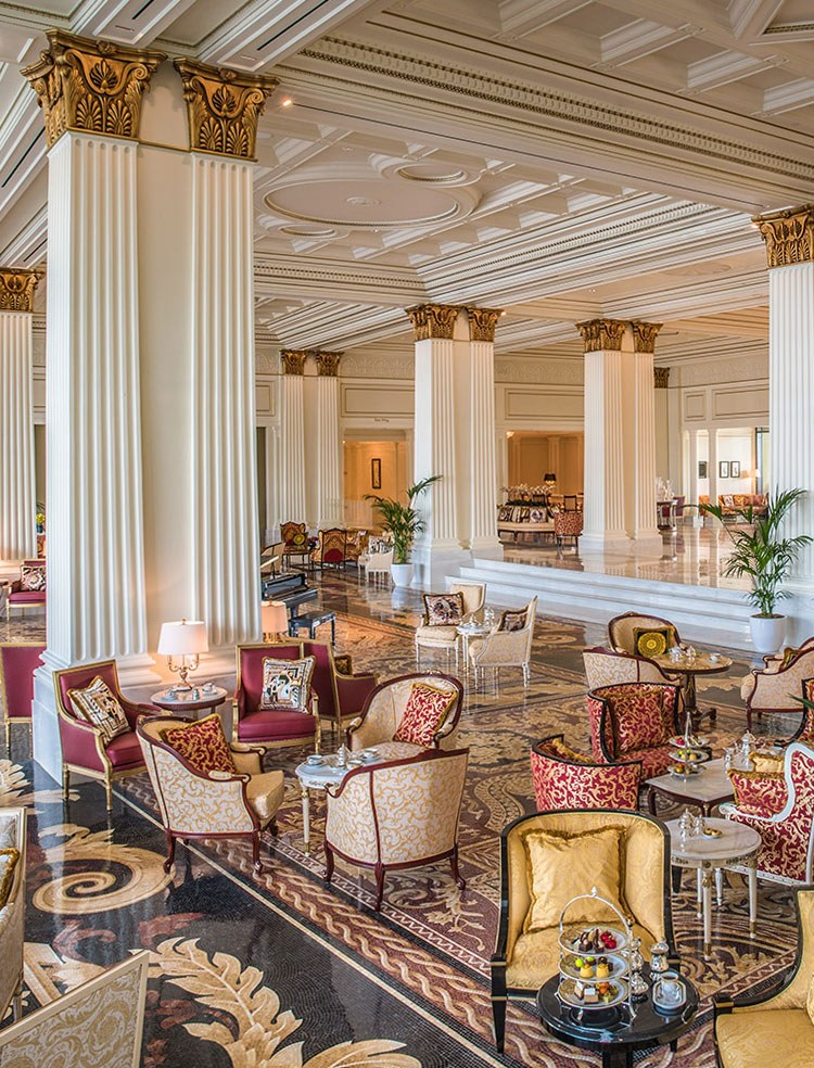 Khách sạn Versace tại Dubai