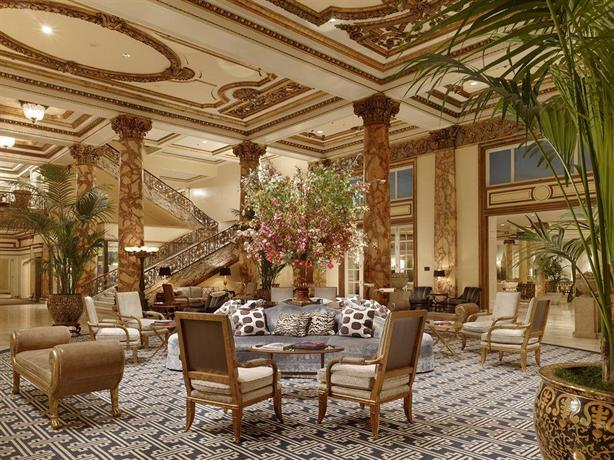 Khách sạn Fairmont tại San Francisco