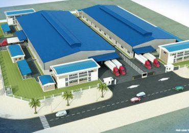 Thiết kế nhà xưởng tại Bình Dương