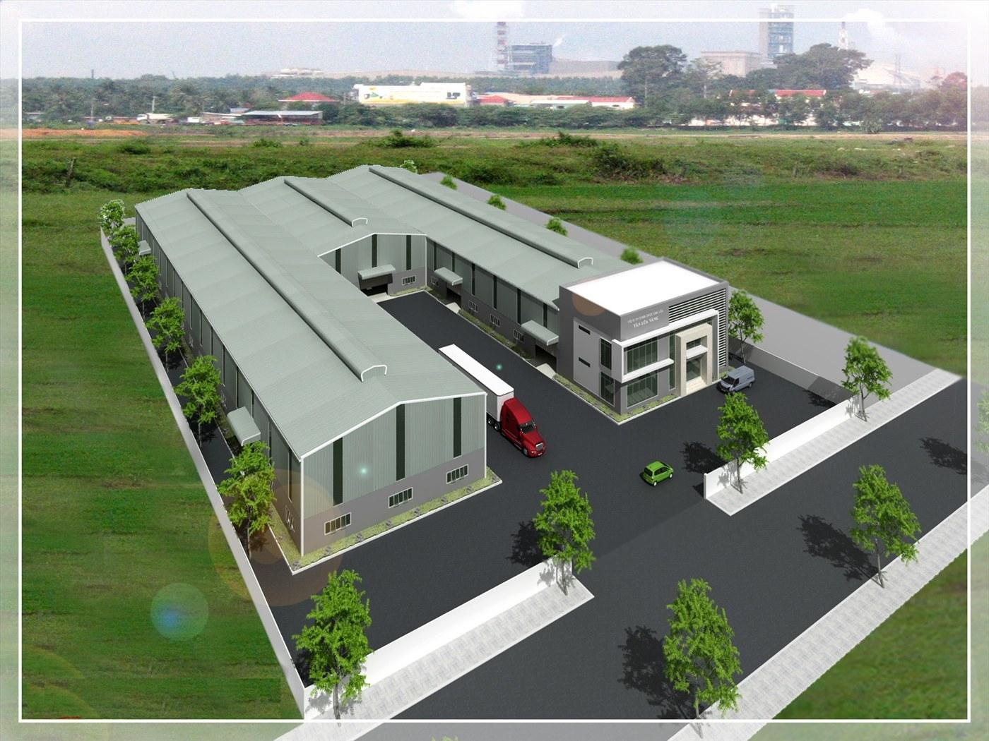 Thiết kế nhà xưởng tại Hải Phòng