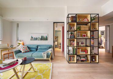 Thiết kế nội thất chung cư 63m2