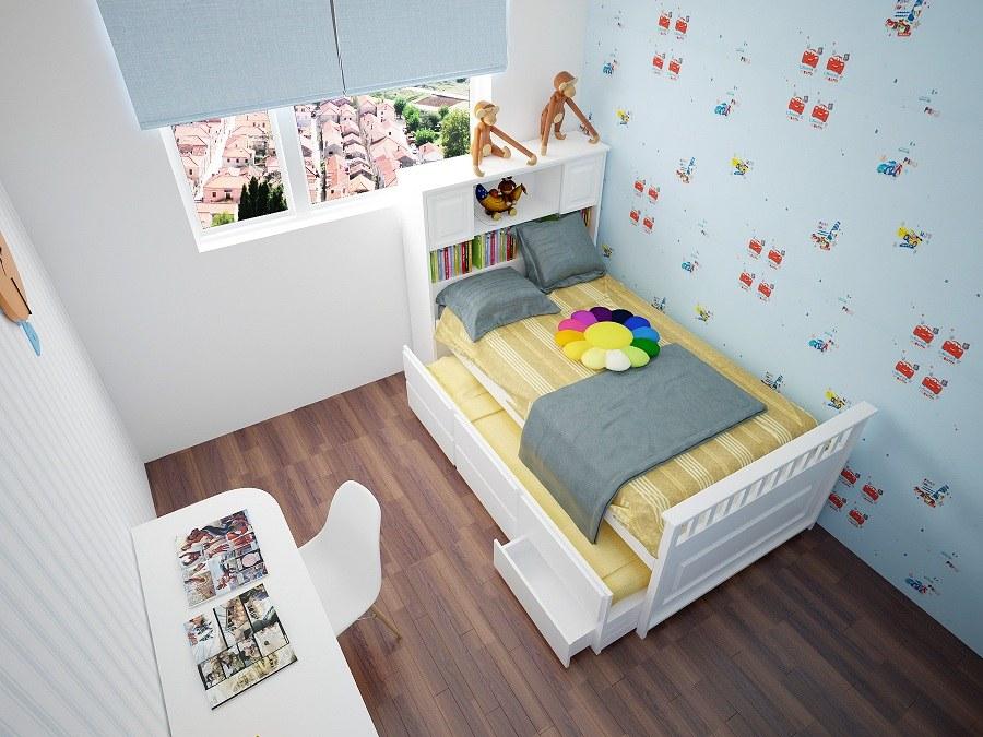 Cách trang trí phòng ngủ đơn giản mà đẹp
