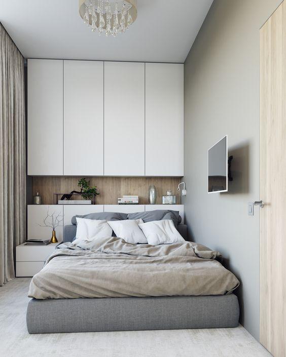 Mẫu decor phòng ngủ nhỏ đẹp