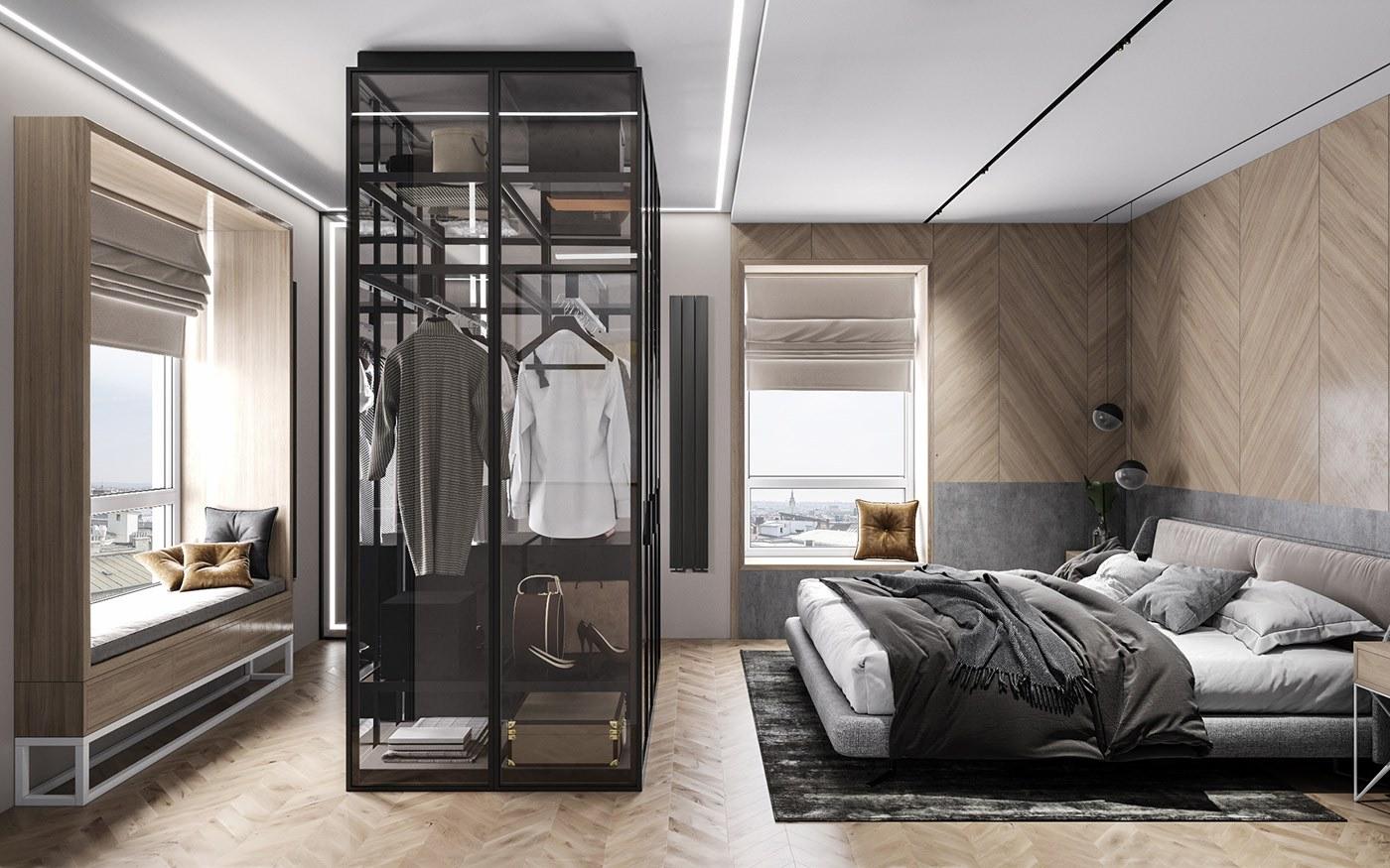 Mẫu nội thất chung cư 90m2