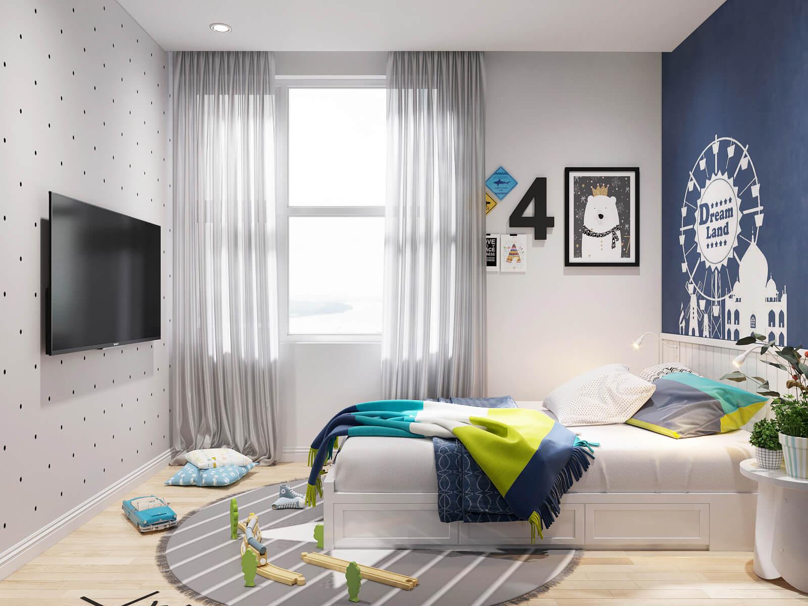 nội thất chung cư 70m2