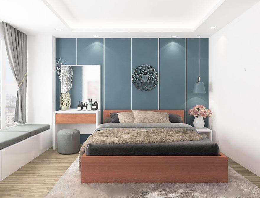 nội thất nhà chung cư 90m2