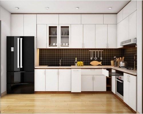 Nội thất phòng bếp đơn giản