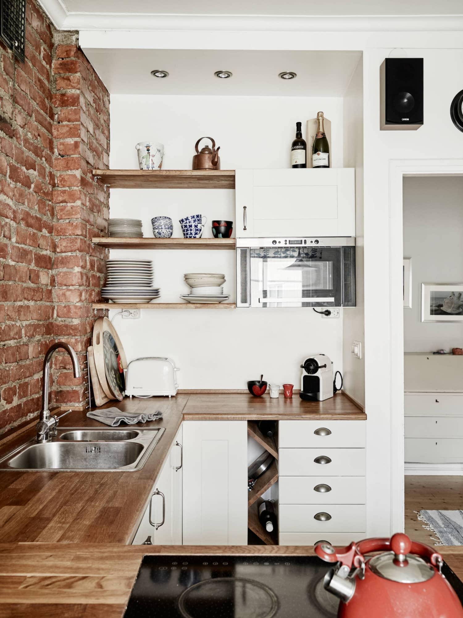 nội thất phòng bếp nhỏ