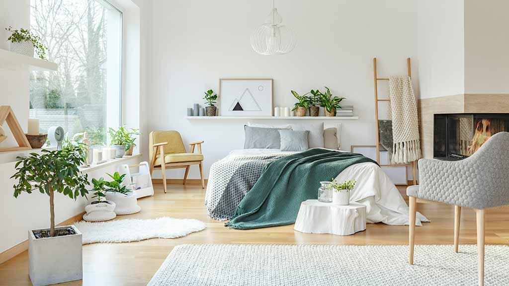 nội thất phòng ngủ 8m2